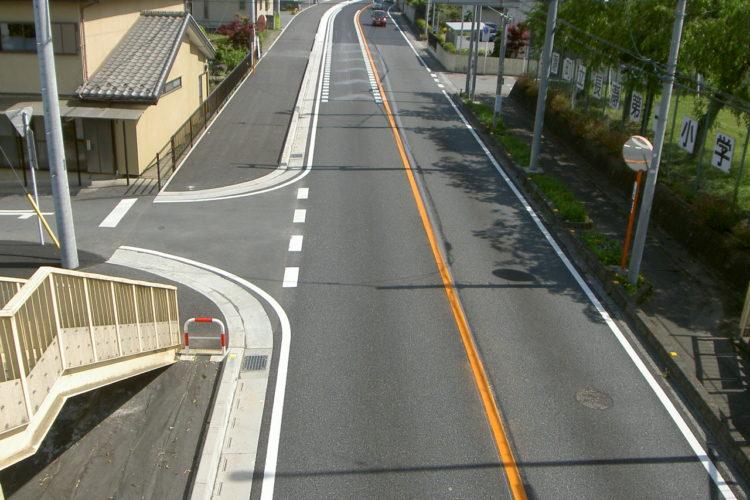 舗装指定修繕工事(本野上工区)