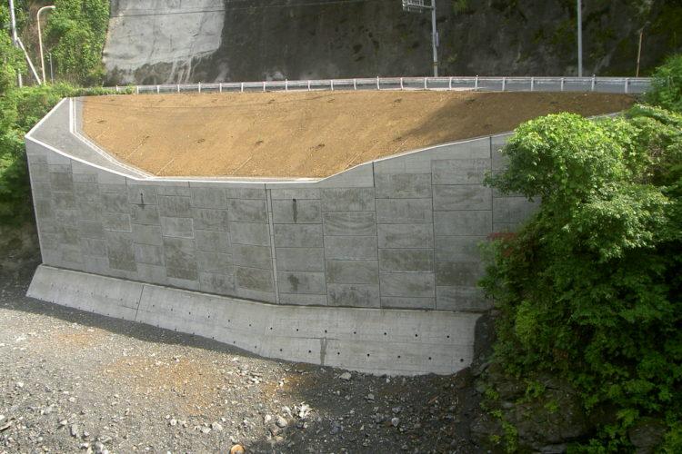 道路災害防除工事(小双里工区)